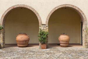 Quercia Al Poggio, Фермерские дома  Барберино-Валь-д'Эльса - big - 73