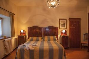 Quercia Al Poggio, Фермерские дома  Барберино-Валь-д'Эльса - big - 30