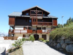 Balcon Des Pistes, Apartmány  Les Deux Alpes - big - 12