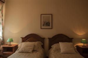 Quercia Al Poggio, Фермерские дома  Барберино-Валь-д'Эльса - big - 22