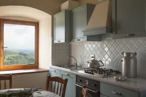 Quercia Al Poggio, Фермерские дома  Барберино-Валь-д'Эльса - big - 4