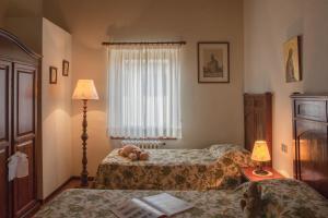 Quercia Al Poggio, Фермерские дома  Барберино-Валь-д'Эльса - big - 76
