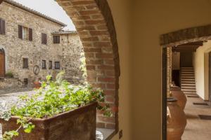 Quercia Al Poggio, Фермерские дома  Барберино-Валь-д'Эльса - big - 75