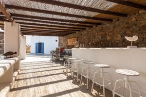 Mykonos Panormos Villas & Suites, Vily  Panormos Mykonos - big - 122