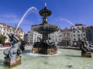 Hello Lisbon Rossio Apartments, Апартаменты  Лиссабон - big - 36