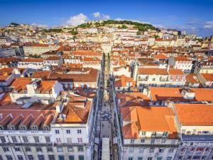 Hello Lisbon Rossio Apartments, Апартаменты  Лиссабон - big - 35