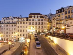 Hello Lisbon Rossio Apartments, Apartmány  Lisabon - big - 1