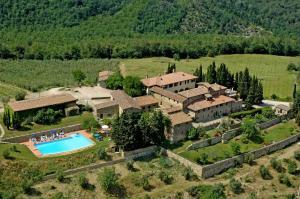 Quercia Al Poggio, Farmházak  Barberino di Val d'Elsa - big - 82