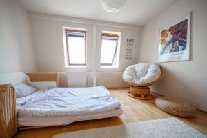 Lovely Duplex Flat, Apartmanok  Budapest - big - 38