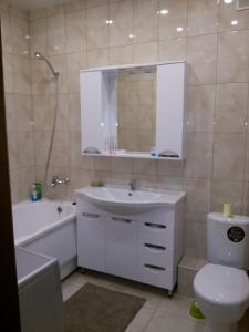 Apartment Chistopolskaya 71A, Ferienwohnungen  Kazan - big - 8