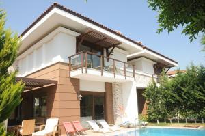 Larissa Villaları, Vily  Belek - big - 19
