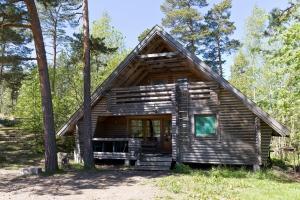 Kirjais Kursgård, Holiday homes  Nauvo - big - 24