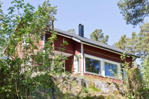 Kirjais Kursgård, Holiday homes  Nauvo - big - 13