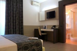 Hotel Gardenia, Hotely  Romano Canavese - big - 14