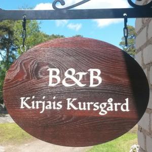 Kirjais Kursgård, Holiday homes  Nauvo - big - 72