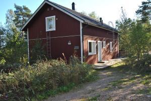 Kirjais Kursgård, Holiday homes  Nauvo - big - 31