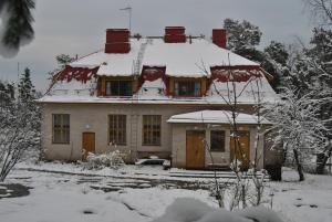 Kirjais Kursgård, Holiday homes  Nauvo - big - 63