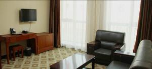 Baotou Sunflower Hotel Fuqiang Road, Отели  Баотоу - big - 7