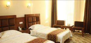 Baotou Sunflower Hotel Fuqiang Road, Отели  Баотоу - big - 6