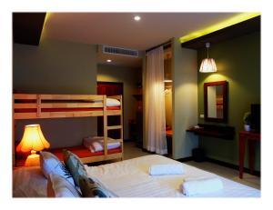 Cha-am Country Home, Resort  Petchaburi - big - 2