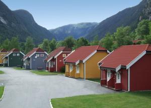 Rjukan Hytteby, Комплексы для отдыха с коттеджами/бунгало  Рьюкан - big - 1