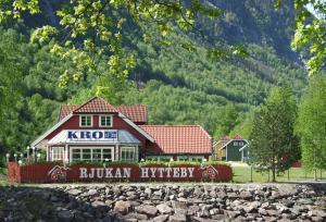 Rjukan Hytteby, Комплексы для отдыха с коттеджами/бунгало  Рьюкан - big - 19