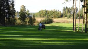 Piteå Golfhotell, Hotely  Piteå - big - 15