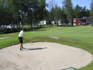Piteå Golfhotell, Hotely  Piteå - big - 14