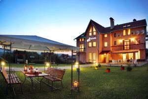 Villa Alessia, Hotels  Skhidnitsa - big - 14