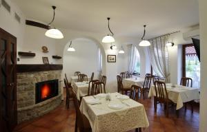 Villa Alessia, Hotels  Skhidnitsa - big - 11