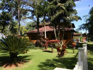 Jardines del Montaña, Holiday homes  Jarabacoa - big - 2