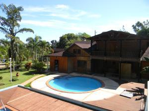 Jardines del Montaña, Holiday homes  Jarabacoa - big - 4