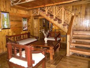 Jardines del Montaña, Holiday homes  Jarabacoa - big - 5