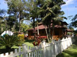 Jardines del Montaña, Holiday homes  Jarabacoa - big - 6