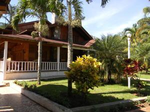 Jardines del Montaña, Holiday homes  Jarabacoa - big - 7