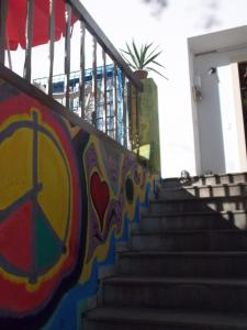 Sopro de Iemanjá Hostal Cultural, Hostely  Salvador - big - 47