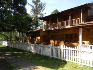 Jardines del Montaña, Holiday homes  Jarabacoa - big - 9