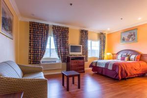 One-Bedroom Queen Suite w/sofa bed - Non-Smoking