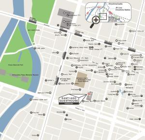 Santiago Guesthouse Hiroshima, Гостевые дома  Хиросима - big - 5