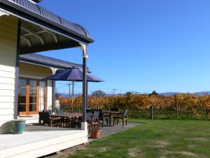 The Old Manse, Bed & Breakfast  Martinborough  - big - 38