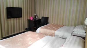 Guangzhou Airport Jiuri Hotel, Hostely  Kanton - big - 12