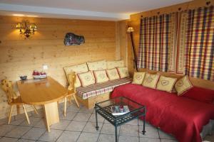 Domaine de La Croix de Javernaz, Apartmány  Villars-sur-Ollon - big - 21