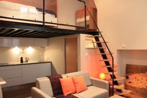 Le Gambetta, Ferienwohnungen  Bordeaux - big - 7