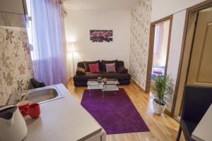 Apartment Sunny, Апартаменты  Белград - big - 8
