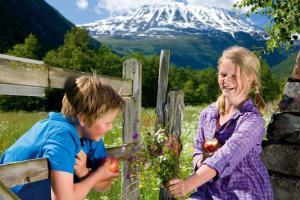 Rjukan Hytteby, Комплексы для отдыха с коттеджами/бунгало  Рьюкан - big - 22