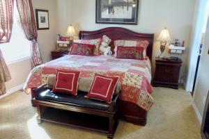 Executive King Room Suite Serenity