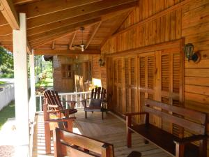 Jardines del Montaña, Holiday homes  Jarabacoa - big - 12