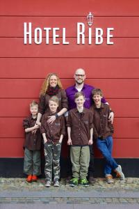 Hotel Ribe, Hostince  Ribe - big - 24