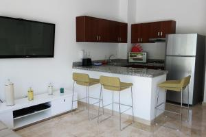 Bahia Principe Vacation Rentals - Quetzal - One-Bedroom Apartments, Apartmány  Akumal - big - 4