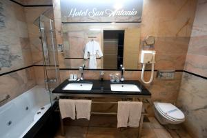 Hotel San Antonio, Hotels  Podstrana - big - 2